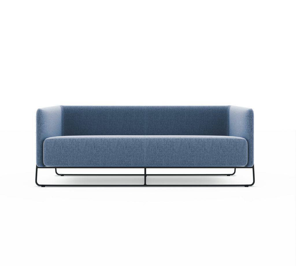 Friant Furniture Soft Seating Hanno Render - Sofa