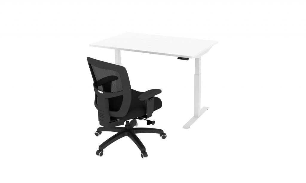 Friant Home Office Available - Sit Stand Desk_Chair - Cluster C