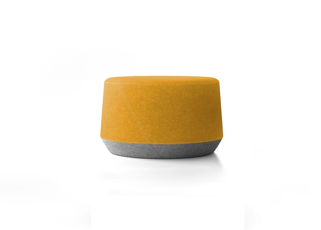 Friant Furniture Soft Seating Pog II Render